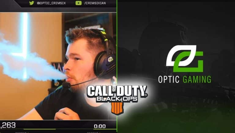 OpTic Crimsix Esports Gets Trolled on Twitch Playing Black Ops 4