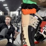 OpTic Scump Show Twitch Subscribers Shoe Air Prestos Nike x Virgil Abloh The Ten Esports
