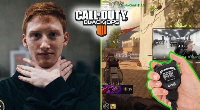 OpTic Scump is CWL King. Gets 1595 Points in 17 Seconds. Call of Duty Esports GOD