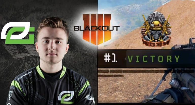 OpTic Teej TJHaLy Shows No Mercy for Blackout Victory. CWL Esports Gaming