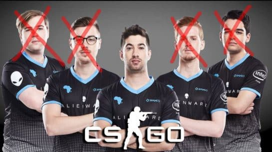Project Destiny is Over Bravado Gaming Esports CSGO Denial