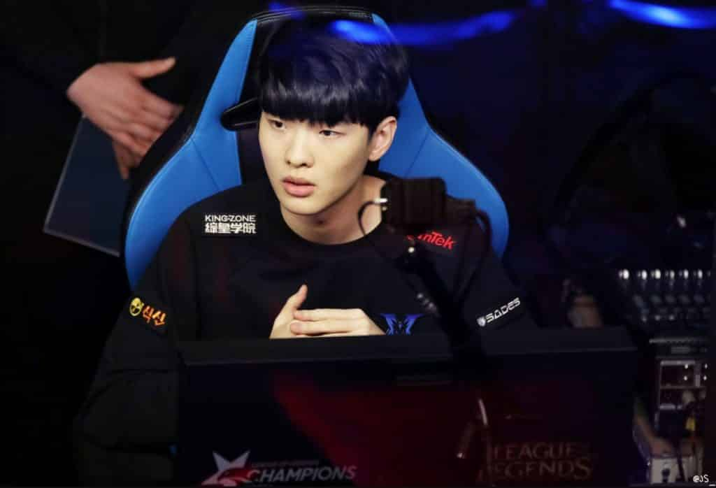 Rascal Kingzone Dragon X - Top 5 Interesting Player to Watch League Esports