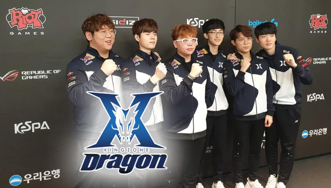 Rise and Fall Kingzone DragonX League of Legends LoL Esports