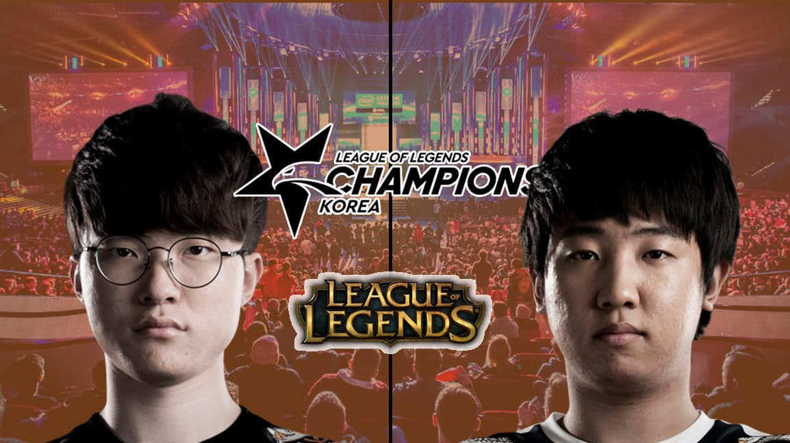 SKT T1 First Series of LCK Spring 2019 League of Legends LoL Esports
