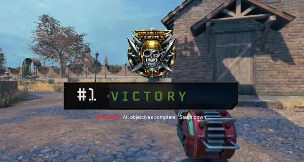 SoaR Talon Does Crazy Trickshot with Ray Gun in Blackout Call of duty Esports SoaR Gaming Twitter Victory