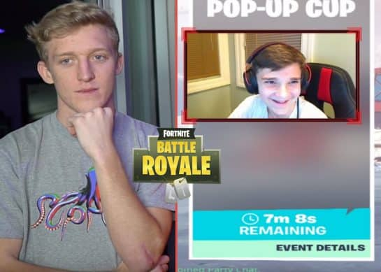 TFUE Eliminated by young kid toxic fans accuse him of stream sniping