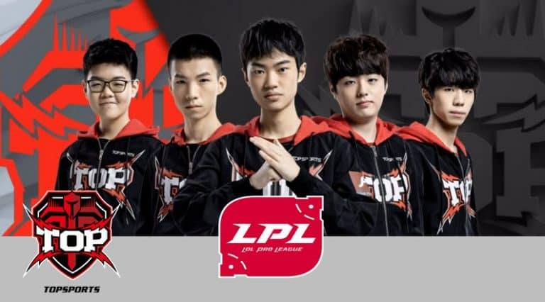 TOP LPL Spring 2019 League of Legends LoL Esports Week 3