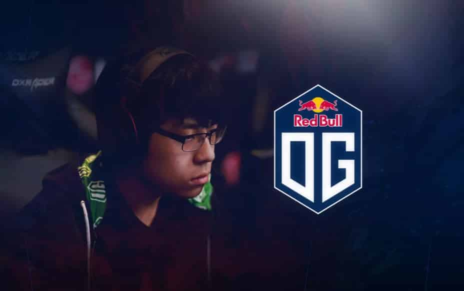 The Rise and Fall of The Giant - What Happened OG Esports Dota 2