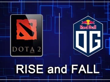 The Rise and Fall of The Giant - What Happened to OG Esports Dota 2