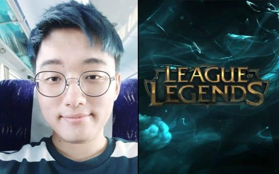 Twitch Streamer CoreJJ Jo Yong-in Abandons Team During While Playing LoL