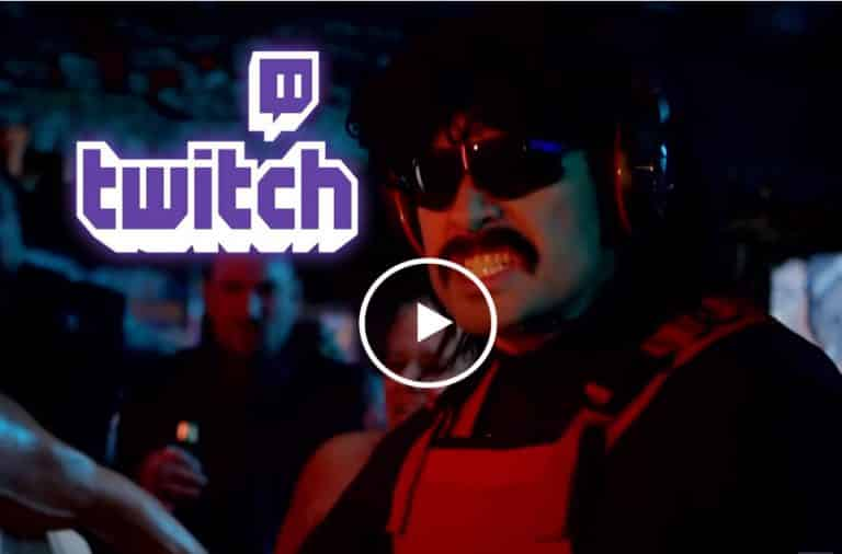 drDisrespect intro new twitch funny intro production