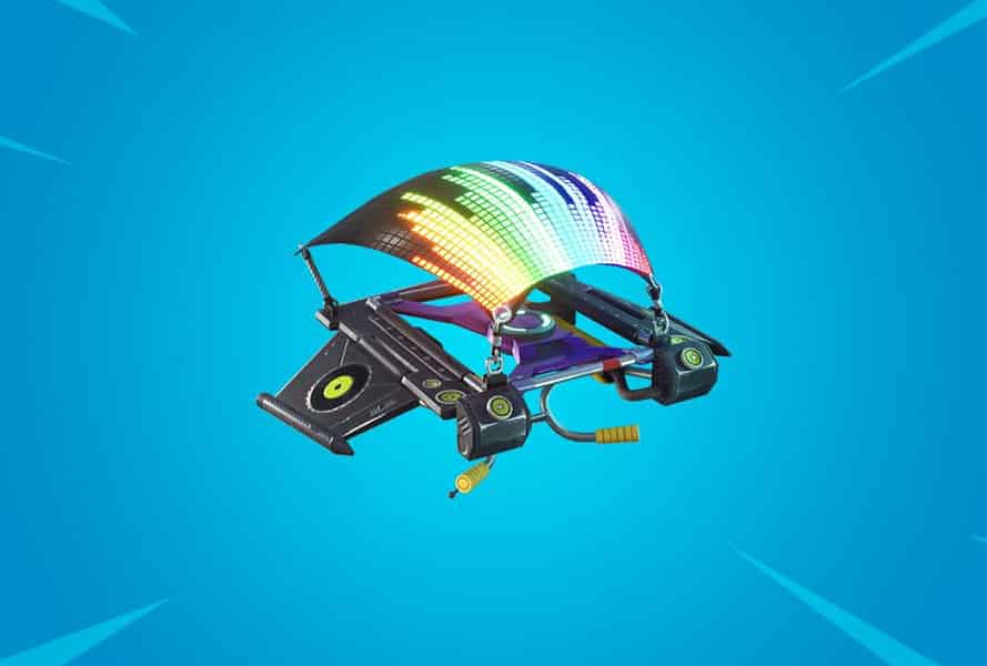 Fortnite Battle Royale epic free glider