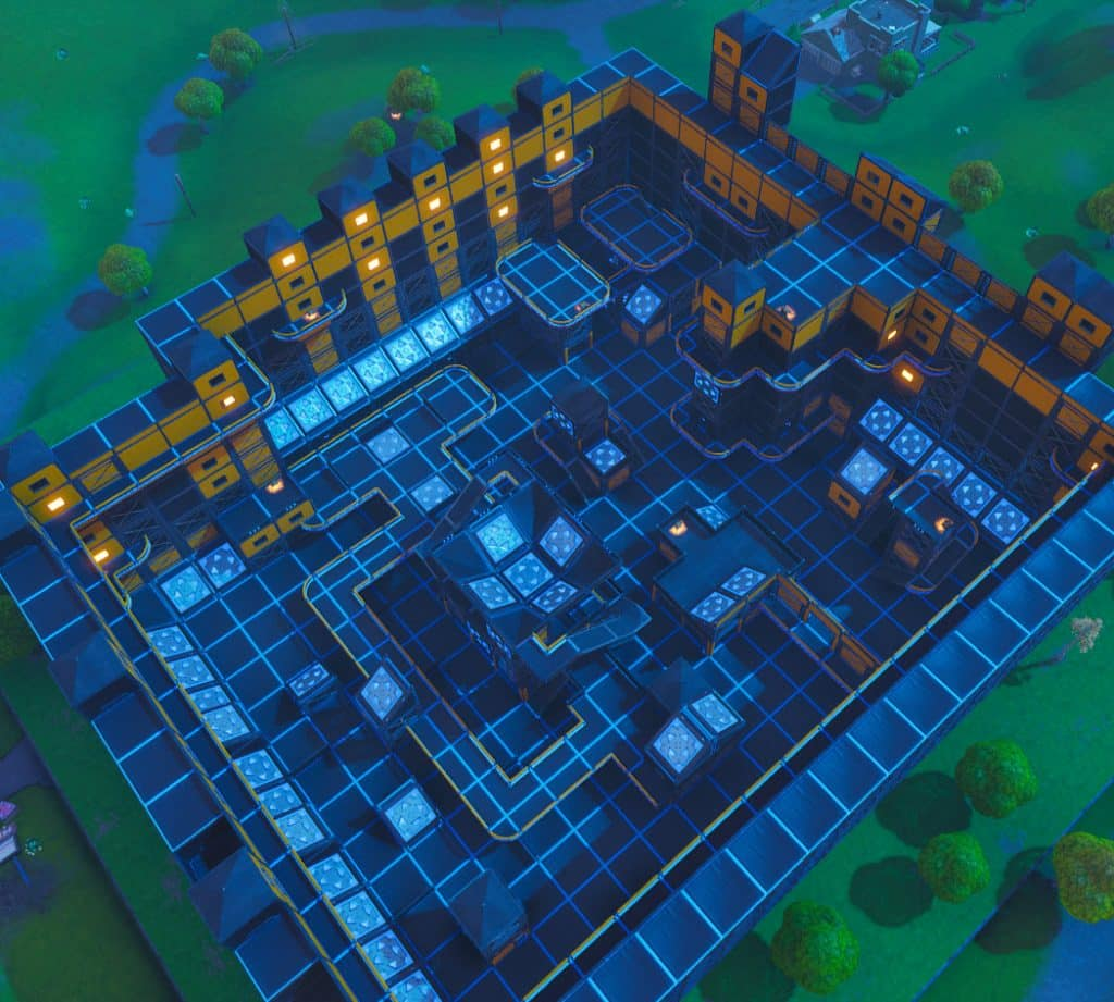 fortnite block dm arena by KojackNumber2