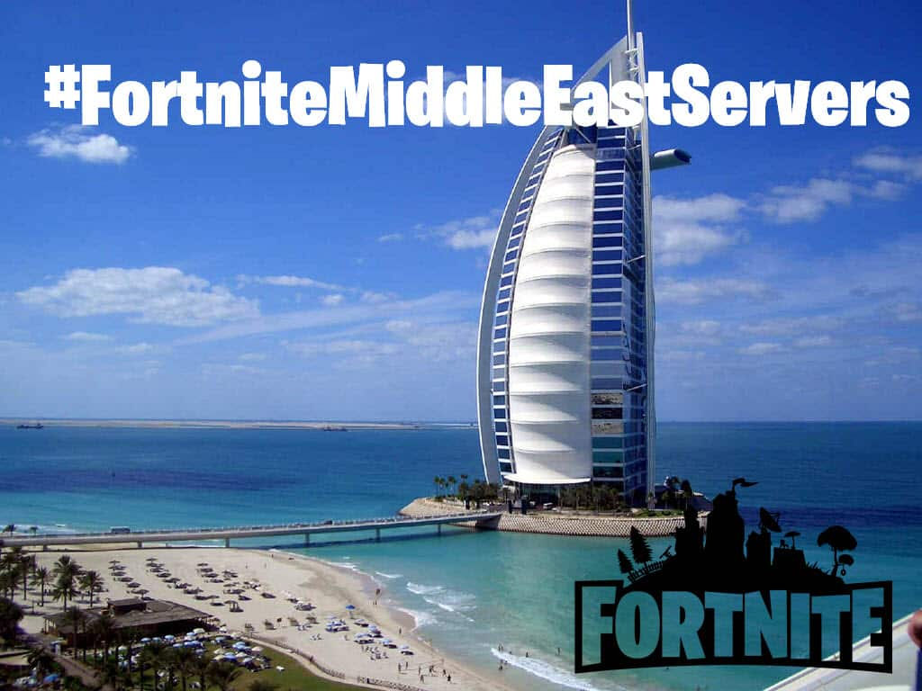 Epic Responds to #FortniteMiddleEastServers Demand - Game Life