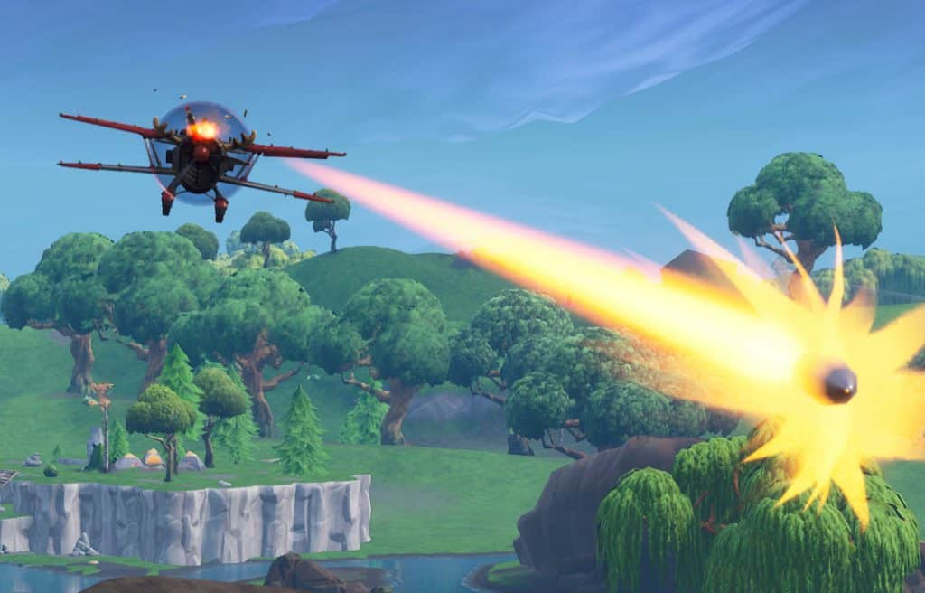 fortnite plane x4 stormwing nerfed with update 7-10 3