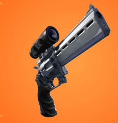 fortnite scoped revolver update v7.20