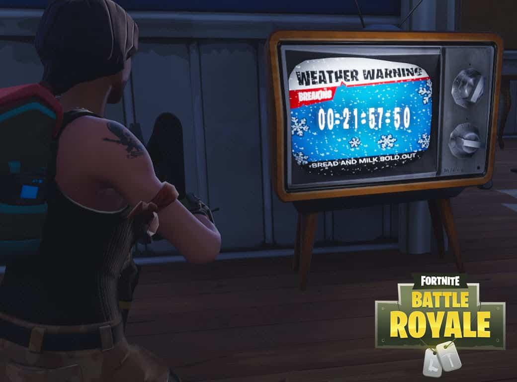 fortnite season 7 storm event countdown