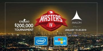 iBUYPOWER Masters IV Esports Hollywood CSGO Counter Strike