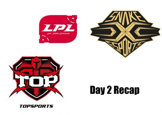 topsports and snake esports lpl 2019 day 4