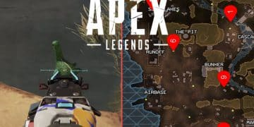 All Apex Legends Nessie Plushie Map locations