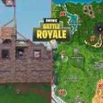All Fortnite Pirate Camps Map locations