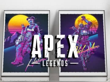Apex Legends Art - Best Artwork Done by Fans Artist Painting