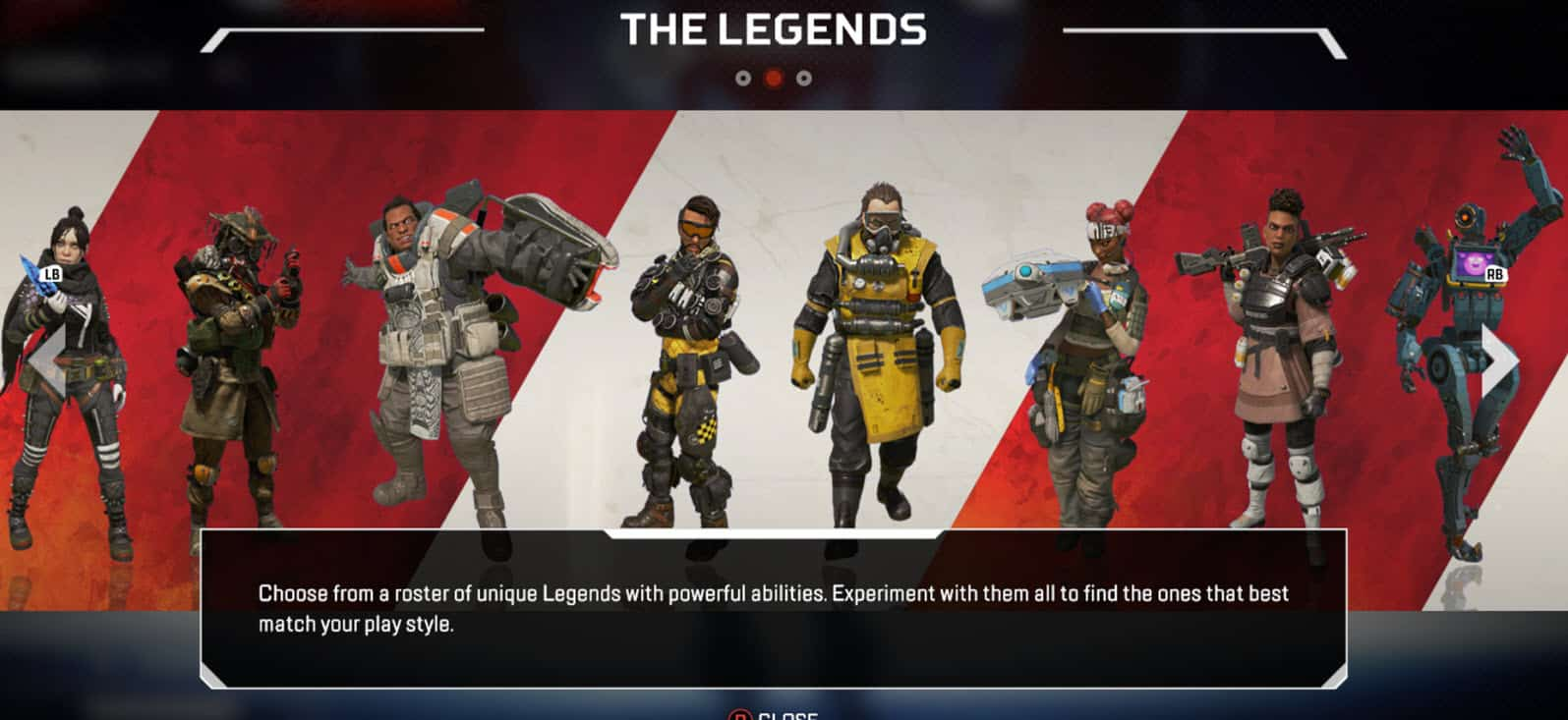 Apex Legends Best Legends EA Battle Royale Kings Canyon