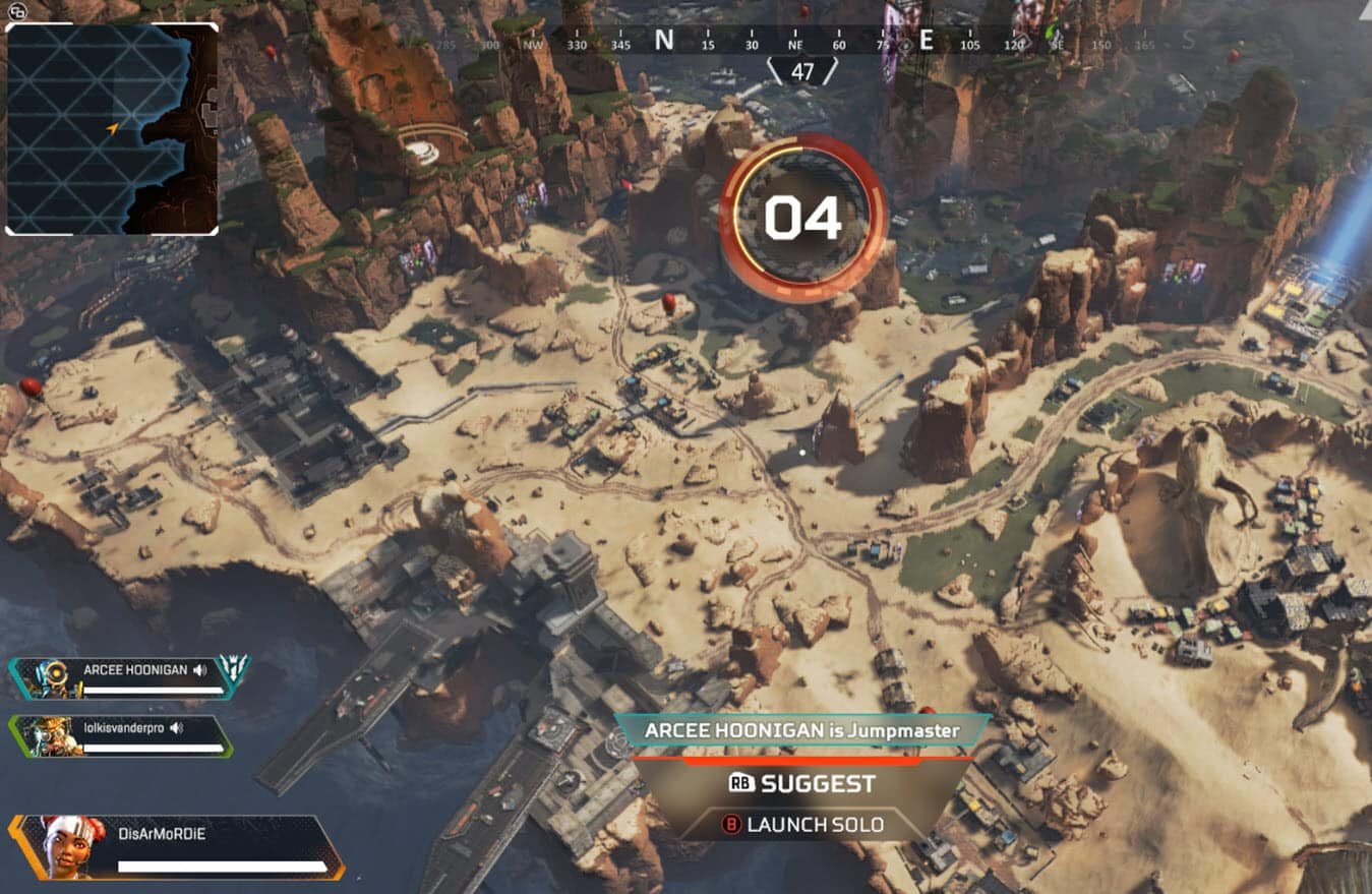 Apex Legends EA Titanfall Kings Canyon Best Loot Spots