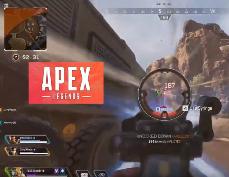 Apex Legends Hack Aimbot Leak Into PC play