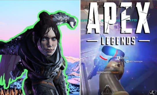 Apex Legends Master NRG Dizzy Best Player World King