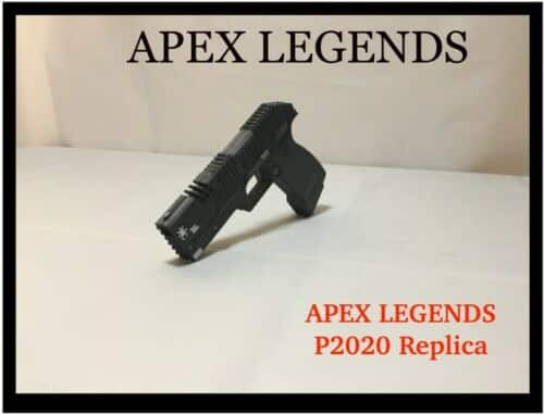 Apex Legends P2020 Pistol Replica Prop Real Gun Weapon