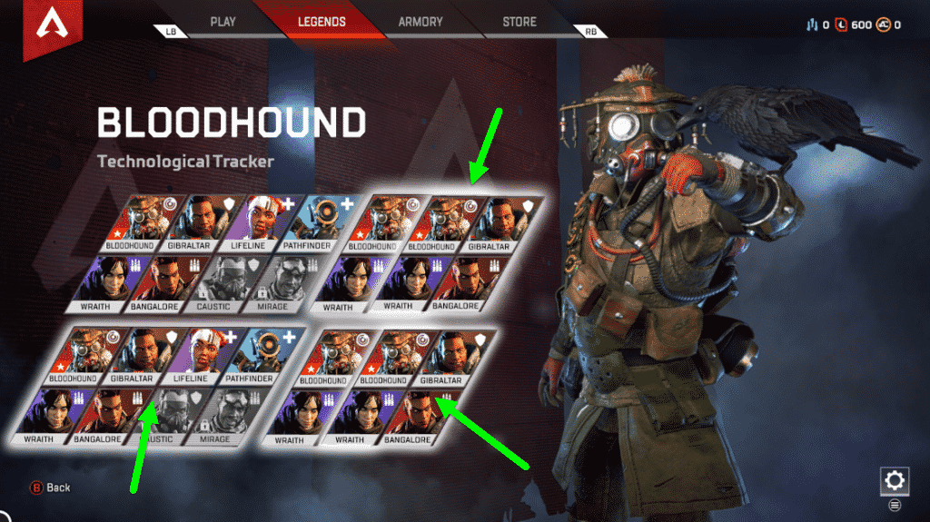Apex Legends Players Leaked New Characters Update