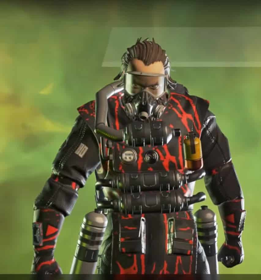 Apex Legends Problems Caustic Character Not Playable Issue Resolved