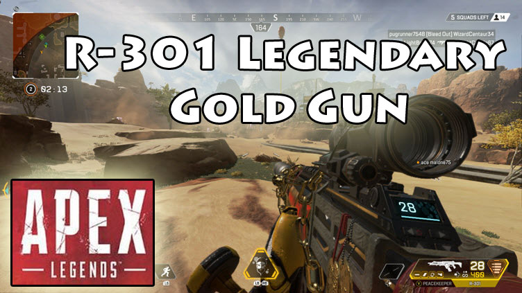 Apex-Legends-R-301-Assault-Rifle-Legendary-Gold-Gu-EA