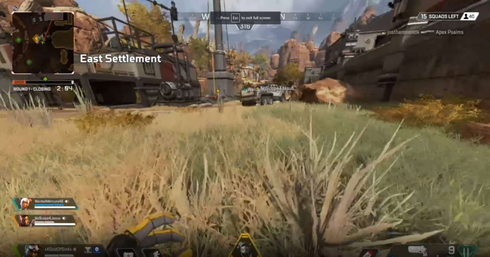 Apex Legends Pro Tips Run Faster Pro Tip In Game