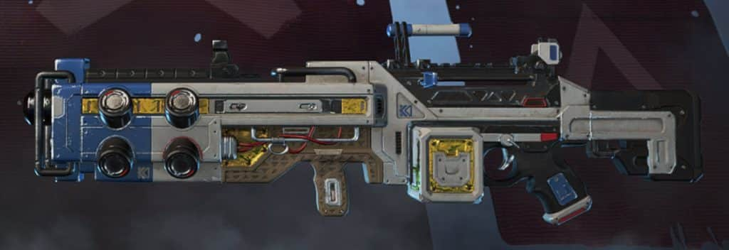 Apex Legends Spitfire The Continuum