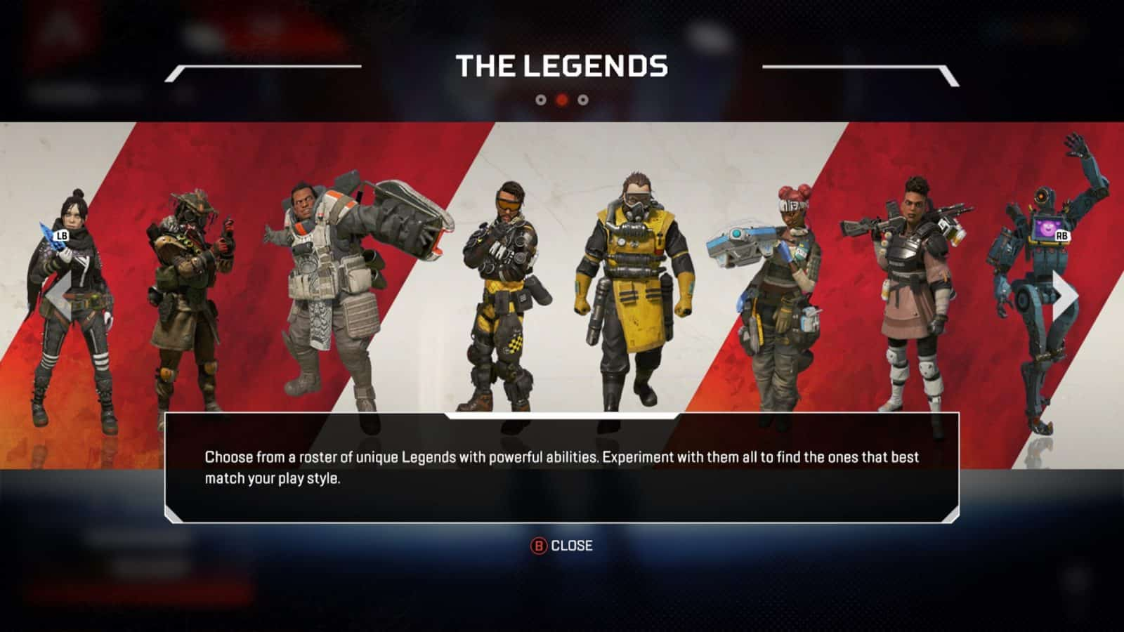 Apex Legends Pro Tips best Legends EA Battle Royale Character Speed