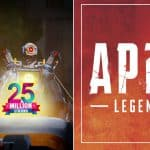 Apex Legends first week 25 Million Players Record Breaking Fortnite Battle Royale