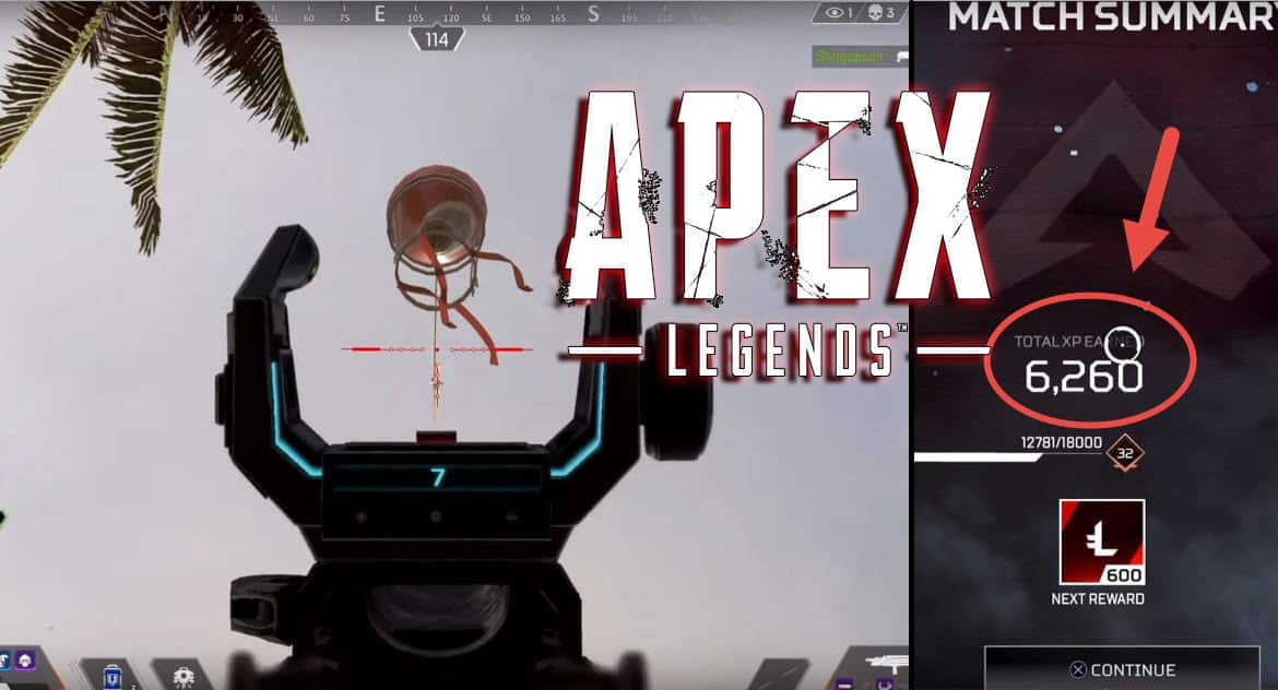 Best Ways To Earn XP In Apex Legends Rank Up Fast Boost