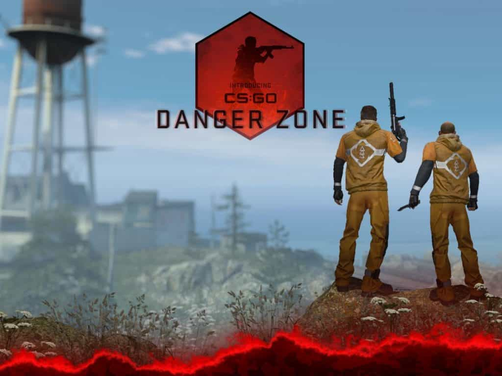 CSGO Danger Zone Battle Royale Multiplayer Survival Game