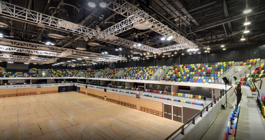 CWL London Copper Box Arena Esports Event Inside Seat Plan