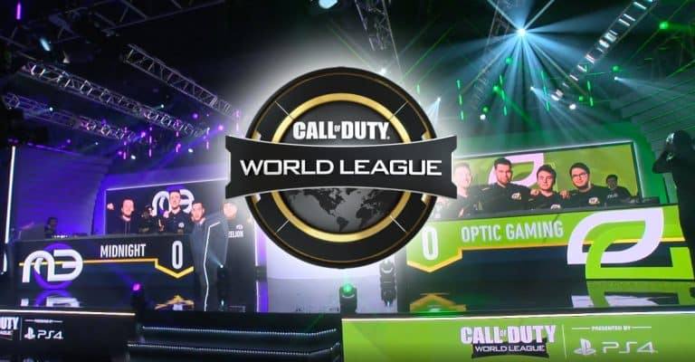 CWL OpTic Gaming VS Midnight Highlights Day 1 - Feb 4 Pro League
