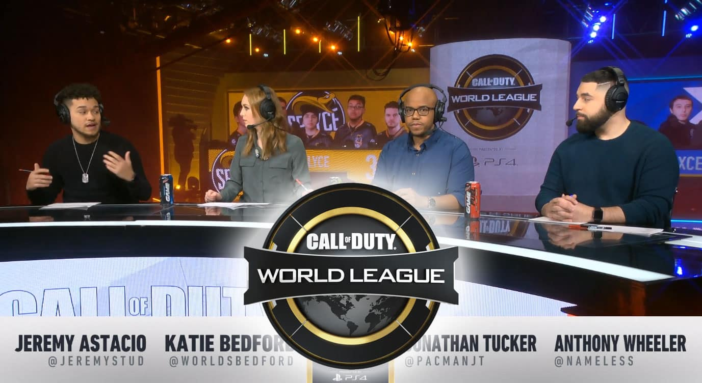 CWL Panel Share Their Thoughts on Excelerate Gaming Call of Duty Black Ops 4 Esports