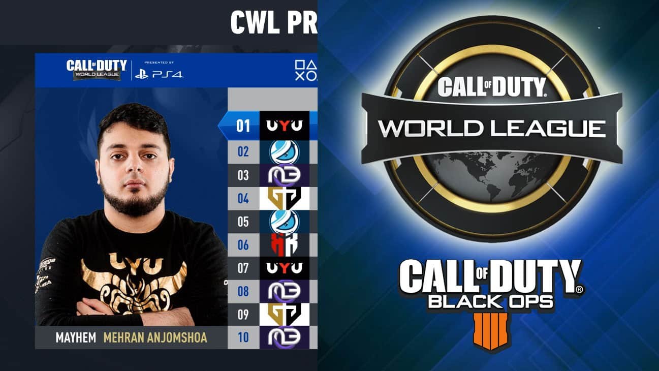 CWL-Pro-League-Damage-Dealt-Leaderboards-Day-2-UYU-Mayhem-Mehran-Anjomshoa