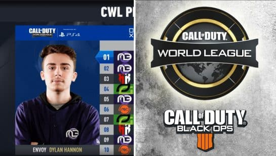 CWL Pro League Opening Day Highlights Esports Envoy
