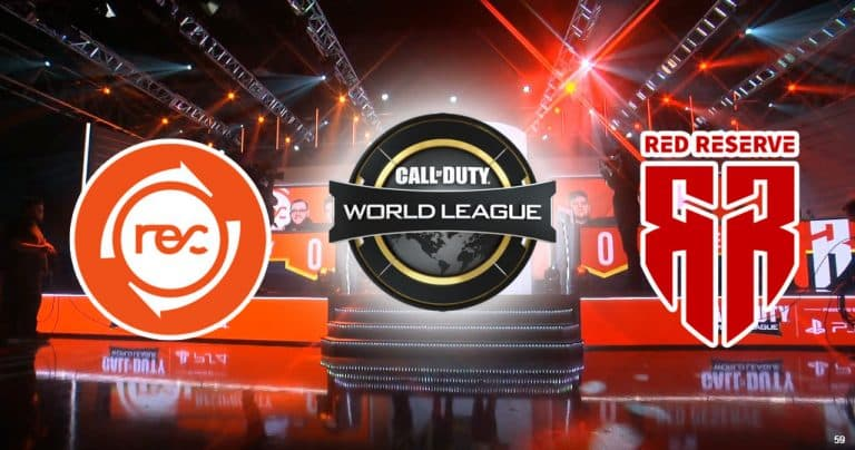 CWL Reciprocity VS Red Reserve Highlights Day 1 - Feb 4 Pro League