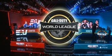CWL eUnited VS Heretics Highlights [ Day 9 – Feb 19]