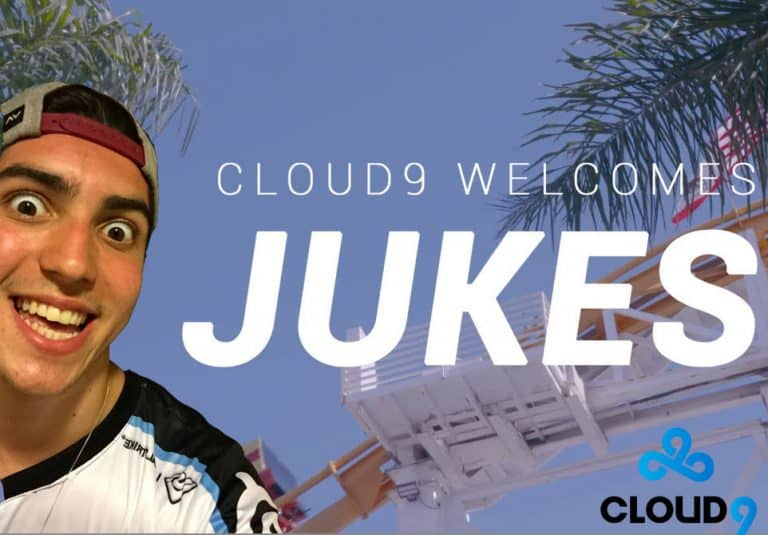 Cloud9 Announces New Player For LoL - Jukes
