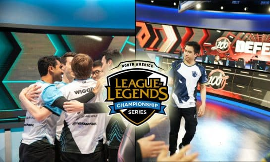 Day 4 2019 LCS Spring Split Matches Recap League of Legends Esorts