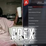 Dizzy Apex Legends Settings NRG Keyboard Sensitivity Mouse Control Esports
